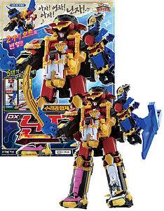Power-Rangers-Ninja-Force-DX-Ninja-King-Robot-Toy-Transformer-Children-Kids-Gift
