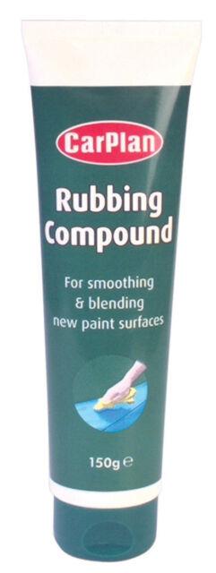 Carplan RUBBING COMPOUND Cutting Paste Scratch Swirl Remover Paintwork Restorer