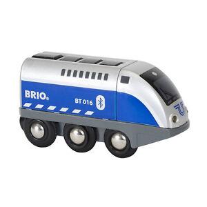 "Brio World 33863 Batterlielok ""Blauer Oskar"" mit App-Steuerung NEU!  #"