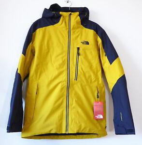 bc44cabaf1518 The North Face Men's FOURBARREL Insulated DryVent Ski Jacket Leopard ...