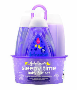 Johnson-039-s-Sleepy-Time-Relaxing-Baby-Bedtime-Gift-Set
