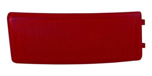For Ford C-Max Mk1 MPV 4//2007-2010 Red Rear Bumper Reflector Drivers Side O//S