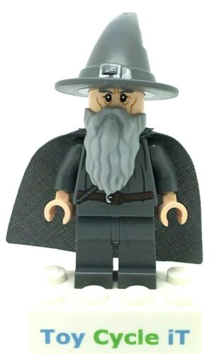 L4 Sets 79003 79010 LEGO The Lord of The Rings Gandalf the Grey Minifigure