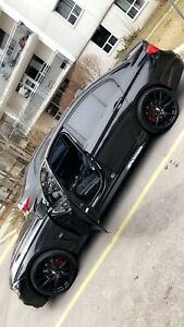 Bmw 320i 2014 fully m3 body kit Loaded