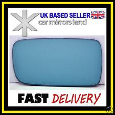 Left Passenger  Mirror Glass Blue Convex BMW3 E46 Coupe 98-05 BMW7 E65 E66 02-08