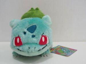 Bulbasaur-Pokemon-Center-2012-Plush-5-034-TAG-Stuffed-Toy-Doll-Japan