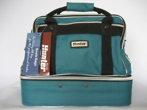 Traditional-Style-Turquoise-4-Bowls-Carry-Bag-GREAT-BAG-AT-A-GREAT-PRICE