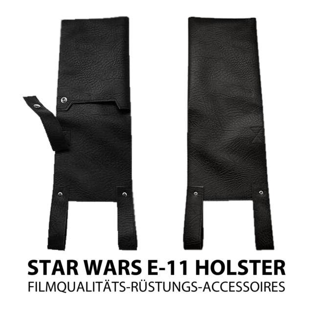 Star Wars Stormtrooper E-11 Blaster Halfter Pistolenhalfter Holster Lifesize NEU