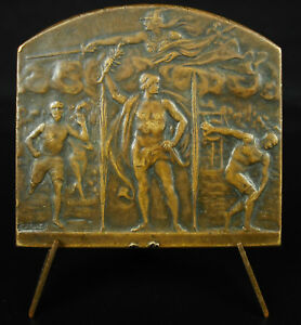 Medal-Reward-Sportive-Non-Attributed-to-1900-Effortless-Physical-Health-Medal