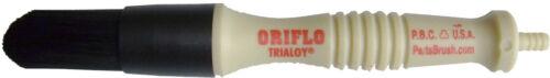 Genuino Atlasta oriflow flujo a través de piezas de disolvente resistente cepillo de limpieza