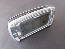 Nokia 7710 - Silver (Unlocked) Smartphone