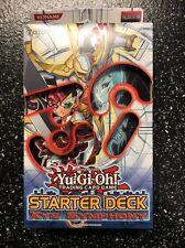 YUGIOH XYZ SYMPHONY STARTER DECK 1ST EDITION SEALED KONAMI