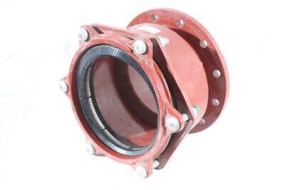 Trendmarkierung Multi Joint Georg Fischer Dn250 Waga Verbinder Flansch Kupplung Muffe 267-310mm üBereinstimmung In Farbe