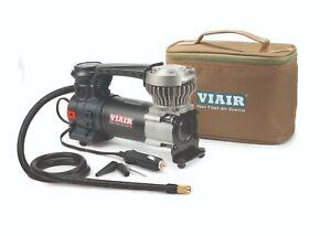 VIAIR 00085 85P Heavy Duty Portable Electric Tire Air Compressor, 12 Volt 60 PSI