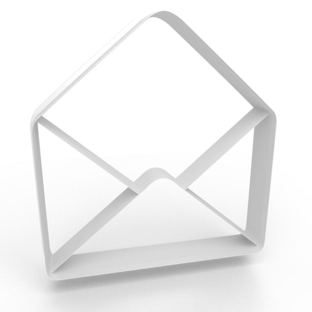 Open Envelope Cookie Cutter - 3 Sizes | eBay