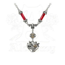 ALCHEMY OF ENGLAND CORVUS MACHINA STEAMPUNK NECKLACE