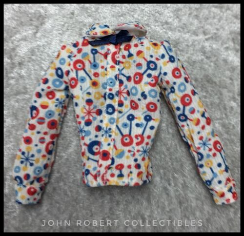 INTEGRITY TOYS POPPY PARKER CO-ED CUTIE PRINT BLOUSE CITY SWEETHEART NEW