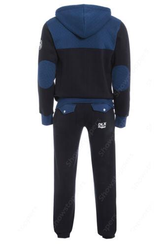NUOVO Ragazzi design Tuta da jogging con cappuccio pantaloni giacca maglia Età 7