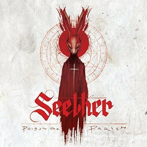 Seether - Poison The Parish [New CD] Clean , Deluxe Edition