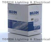 1000' Belden 22/2 (x) Oafs Pvc Riser Cable 5500fe Wire
