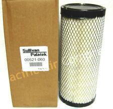 Sullivan Palatek Oem Air Filter Element Part 00521 060