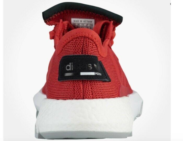ADIDASPOD System 3.1 Footlocker Exclusive RED NUOVE NEW ORIGINAL 41 41 41 1/3 7eb4d5