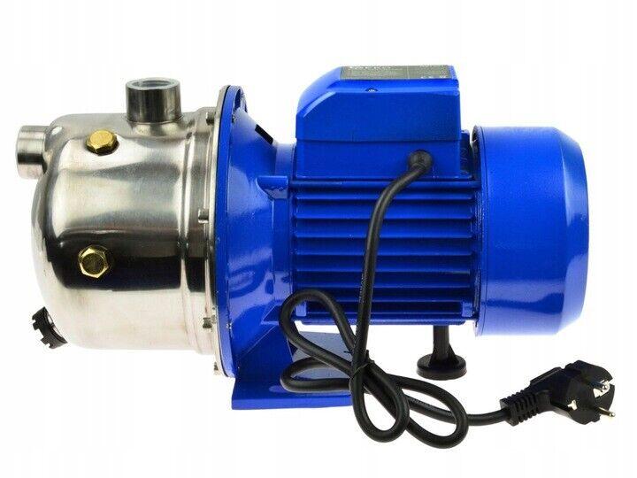 Autoaspirante bomba de agua bomba de jardín 1100 W de caudal  60 L min g81501