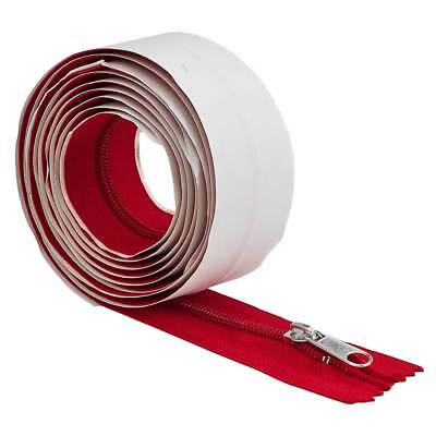 Geschickt Selbstklebender Reißverschluss Staubschutzwand Staubschutztür Folientür 3,2cm Hohe QualitäT Und Preiswert Zelte & Strandmuscheln