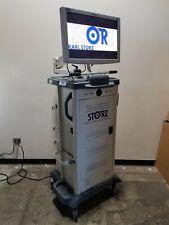 Karl Storz 9601hd Endoscope Cart Video Endoscopy Tower Sc Wu26 A1511 27