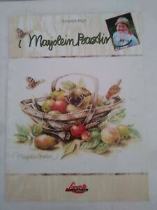 Marjolein-Bastin-Lanarte-Summer-Fruit-Basket-Cross-Stitch-Pattern-3169-Bird