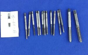 7//16-14 Thread Forming Tap Spiral Point Taps HSS USA Made 3 Pack