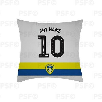 Leeds United Pillowcase LUFC Badge Gift