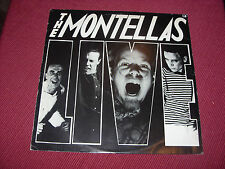 The Montellas: Live orig 1986 Sign Records mini LP