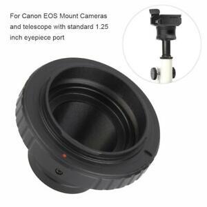 Aluminium-Alloy-T2-EOS-1-25inch-Telescope-to-For-Canon-EOS-Camera-Adapter-Ring