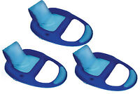 Swimways Spring Float Recliner Xl Floating Swimming Pool Lounge Chair (3 Pack) on Sale