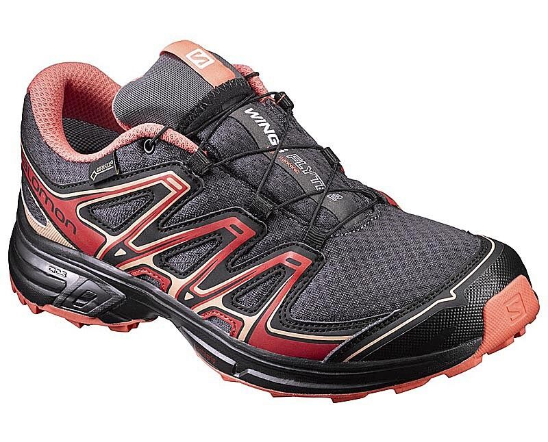 Running shoes Salomon Wings Flyte 2  GTX ® W, Gore Tex ®, 392491, EAN 0889645203942  find your favorite here