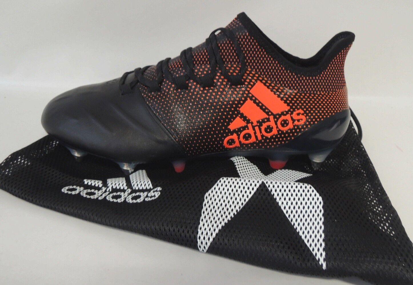 NEU adidas X 17.1 SG Leather 41 1 3 Profi Profi Profi Stollen Nocken Fußballschuhe S82320 7efbf8