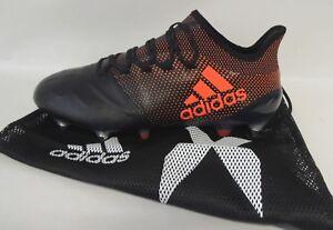 b1826074b41e Details zu NEU adidas X 17.1 SG Leather 41 1/3 Profi Stollen Nocken  Fußballschuhe S82320