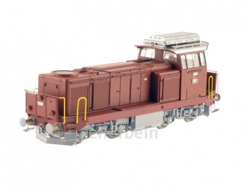 LS Models 17060S SBB CFF FFS Bm4 4 Diesel Locomotive Brown 3-Light Ep3 Sound NEW + OVP