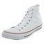 Converse-Chuck-Taylor-All-Star-High-Top-Canvas-Sneaker-Optical-White-M7650 thumbnail 2