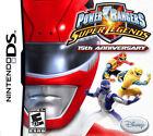 Power Rangers Super Legends (Nintendo DS, 2007) - European Version
