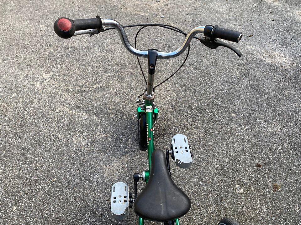 Handicapcykel, Haverich Børne 3 hjul, 1 gear