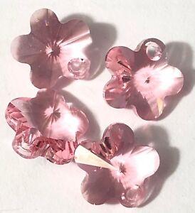 Wholesale Genuine SWAROVSKI 6744 Flower Crystal Pendants