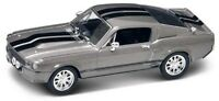 In Box 1/43 Diecast 1967 Shelby Mustang Gt500 Eleanor Gone In 60 Seconds