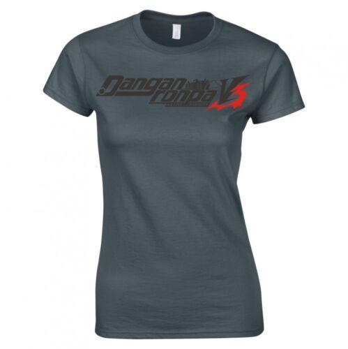 "Danganronpa /"" V3 Tötung Harmonie /"" Damen Skinny Fit T-Shirt"