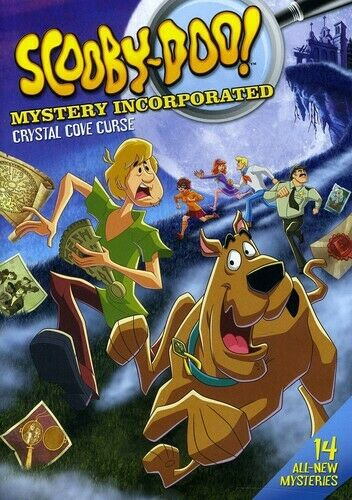 Scooby doo mystery incorporated crystal cove online