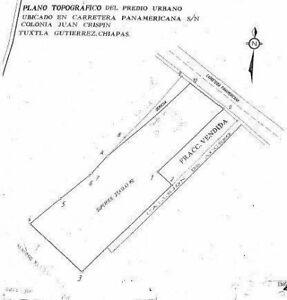 Terreno en venta, Plan de Ayala
