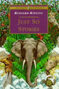 Puffin-classics-Just-so-stories-by-Rudyard-Kipling-Paperback-Amazing-Value
