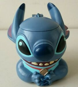 Lilo-amp-Stitch-Stitch-Mug-Flip-Top-Lid-Plastic-Cup-Disney-on-Ice-Collectables