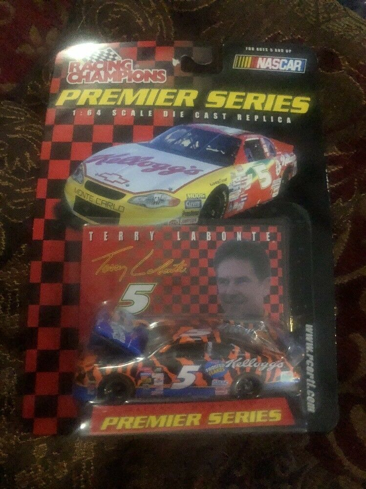 Racing Champions Premiere Series Terry Labonte Die Cast 1 64 Replica 2000